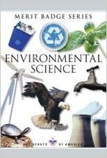 Environmental Science Merit Badge Pamphlet From The Boy Scouts Of