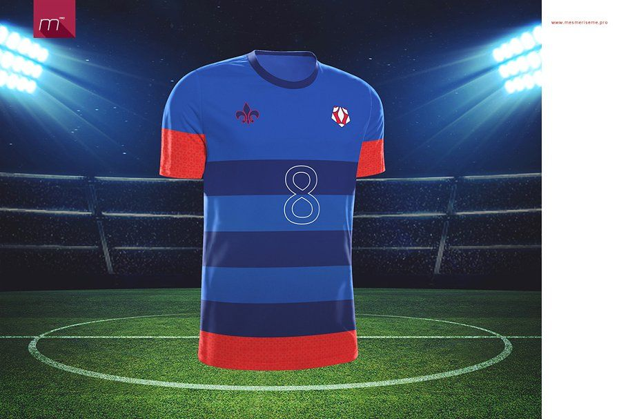 Download Jersey mockup psd templates - all kinds | Jersey, Mocking ...