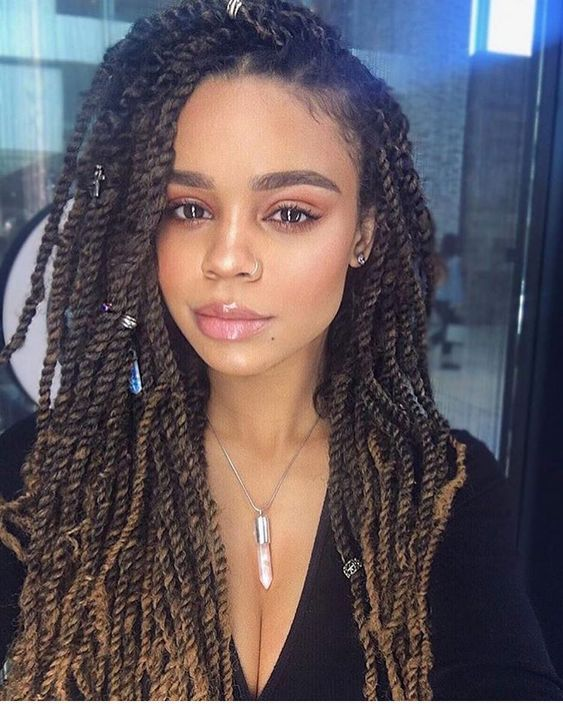MARLEY HAIR FOR TWISTS Gallery