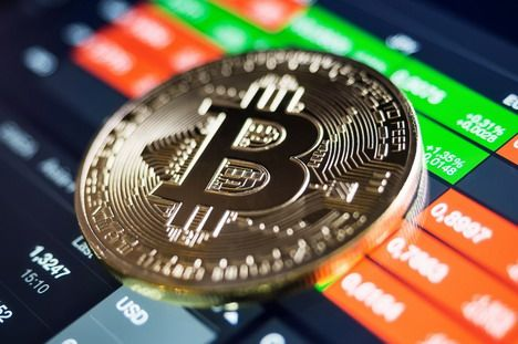 Current trading value of bitcoin