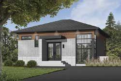 Modern House Plan 3 Bedrooms 1 Bath 1587 Sq Ft Plan 5 1068