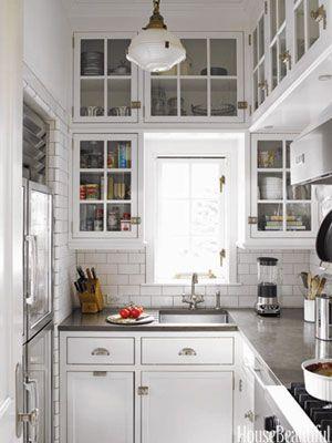 How-to-Paint-Kitchen-Cabinets-White.jpg 300×400 pixels  Little Kitchen