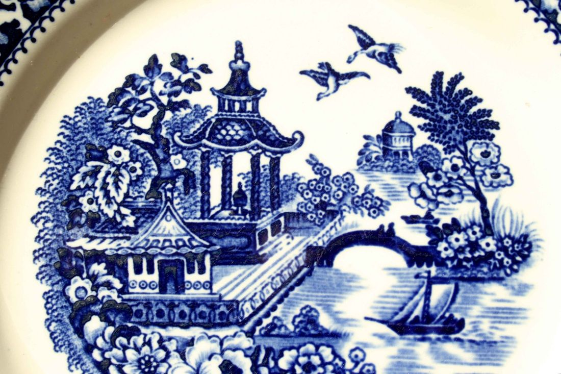 Willow Pattern China