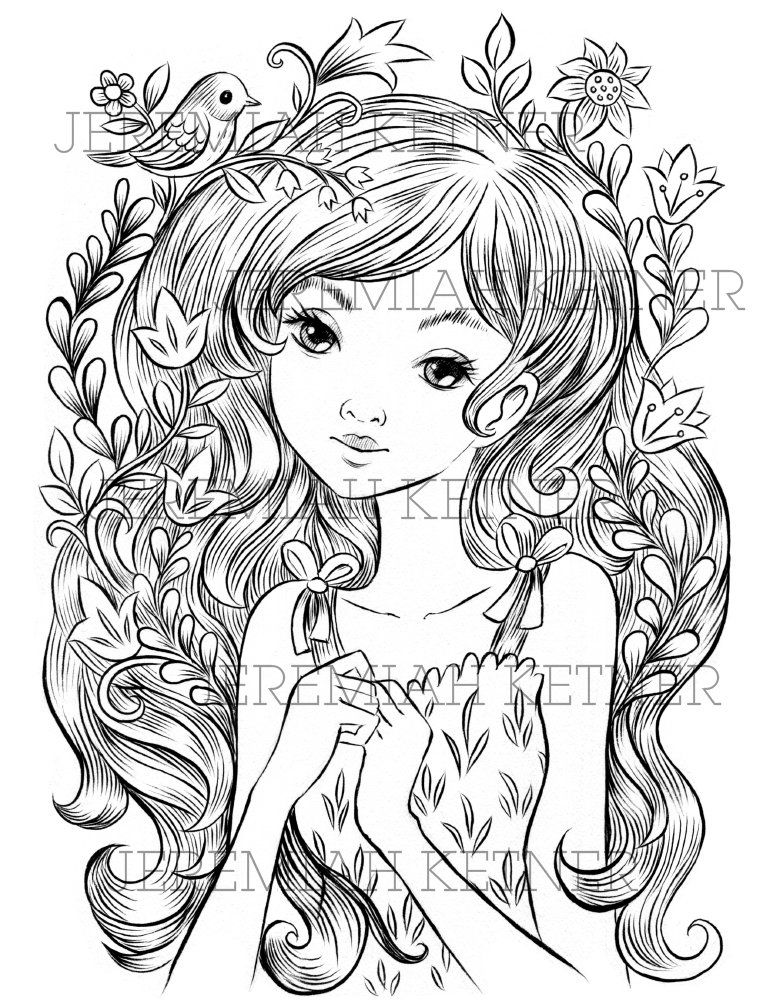 Flora Coloring Page Coloring Pages Cool Drawings Free