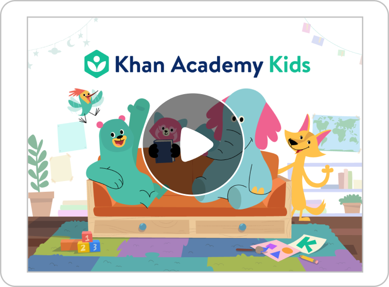 Free Fun Educational App For Young Kids Khan Academy Kids Khan Academy Educational Apps Educational Apps For Kids