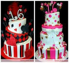 I love these cakes they're so cute