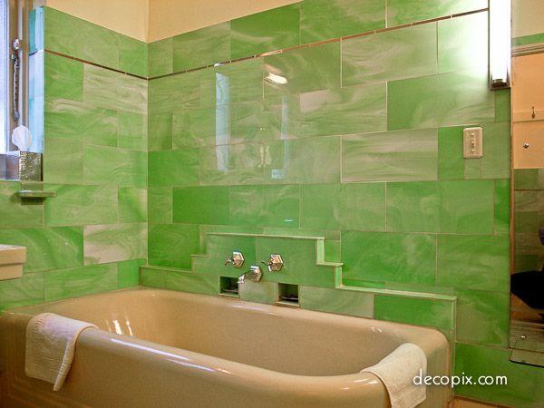 Vitrolite Bath Melbourne Australia Bathroom Pinterest Melbourne Australia And Art Deco