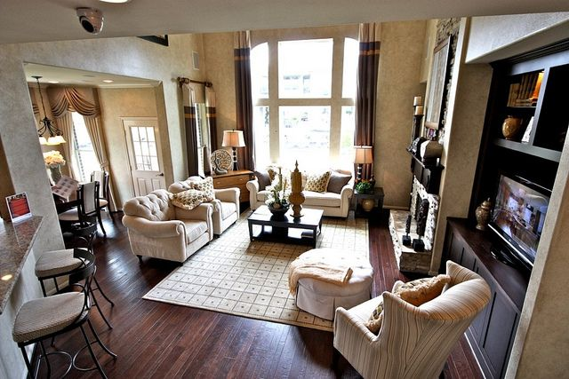 Living Rooms With Dark Wood Floors Indian Traditional Interior Design Ideas For Furniture Placement H Avenue Inspiration Room Pretty Model Homes
