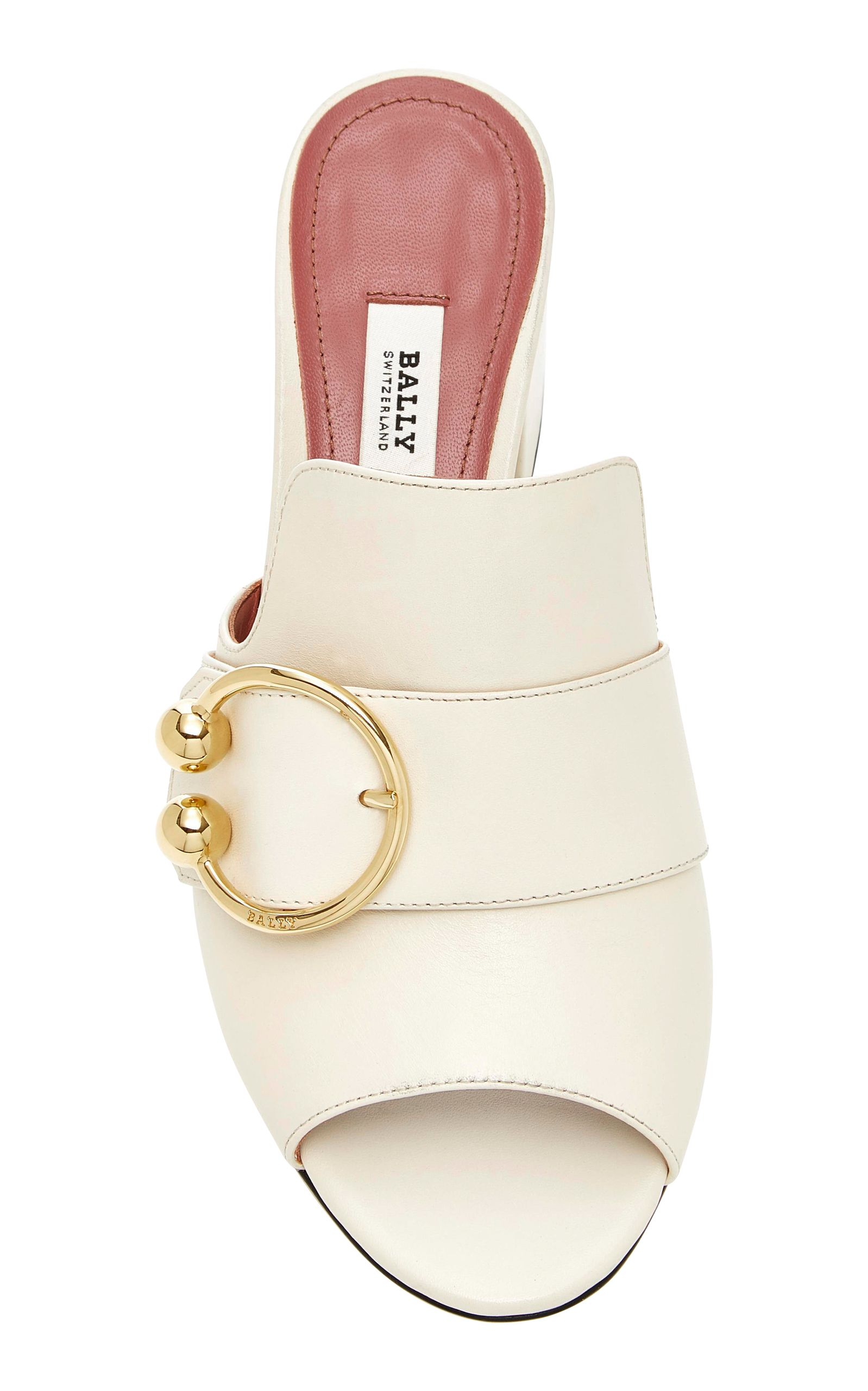 Joria Leather Sandals By Bally