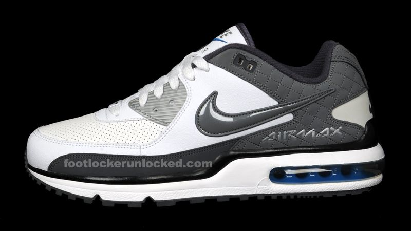 info for ffa4d 52b76 Nike Air Max Wright White Grey Italy Blue