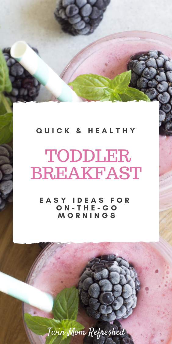 Quick and Healthy Toddler Breakfast Ideas for Toddlers and Kids - Easy and Healthy images