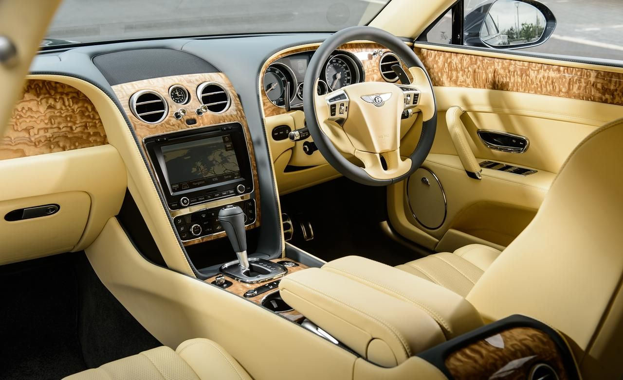 2015 bentley flying spur v8 euro spec interior love the wood paneling trim modern day. Black Bedroom Furniture Sets. Home Design Ideas
