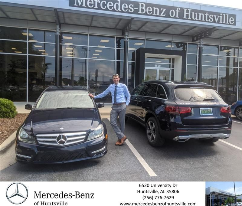 Congratulations Lance On Your Mercedes Benz C Class From Joe Yacka At Mercedes Benz Of Huntsville Newcar Mercedestown Ihearth Mercedes Benz Mercedes Benz