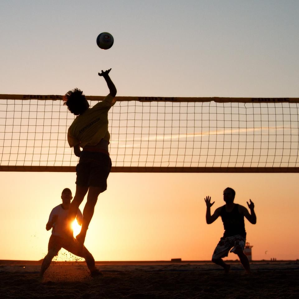 Mix Up Your Fitness Routine Try Sand Volleyball Sports Photography Tips Sports Photography Sports