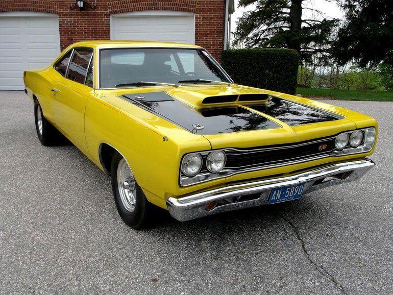 1969 dodge super bee 426 hemi 4-speed 2dr       reduced price