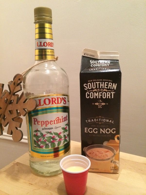 Which Type Of Alcohol Goes Best With Eggnog Eggnog Drinks