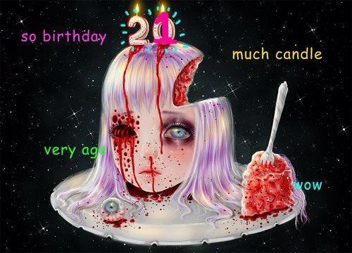 Happy birthday...#cake