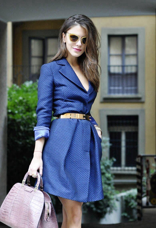 Love the Blue Dress