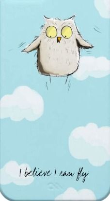 'Inspirational Owl' by Jane Newland
