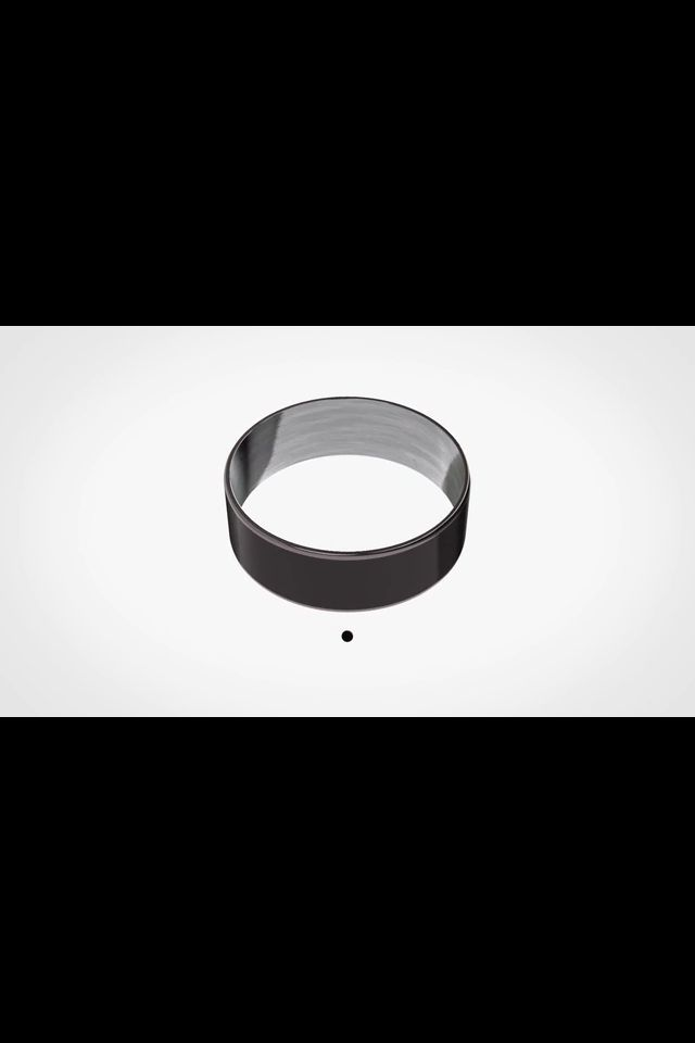 NFC Ring jewelry that can transmit small amounts of data in close range fields like to open & unlock doors, unlock phones and thousands of other uses!  Wow!!