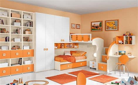 Composizione tipo Bit - Mondo Convenienza | Bedroom kids | Pinterest ...