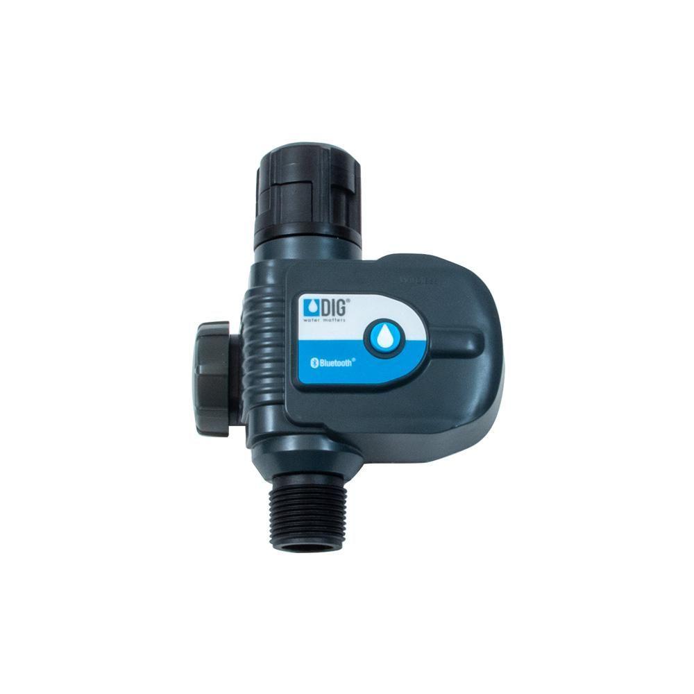 Dig Bluetooth Hose End Timer Boheb Bt The Home Depot Irrigation Timer Timer Bluetooth Low Energy