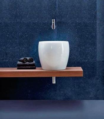 Petit lavabo  http://www.cotemaison.fr/salle-de-bains/diaporama/4-styles-de-salle-de-bains-qui-vous-vont-bien_13341.html?p=7#diaporama