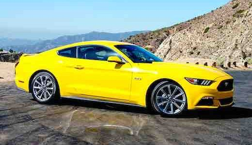 2020 Ford Mustang Price In India