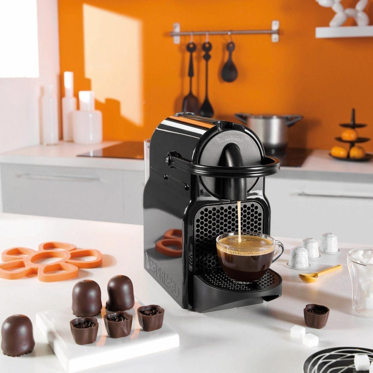 Machine À Café Nespresso Inissia M105 11350 Taille