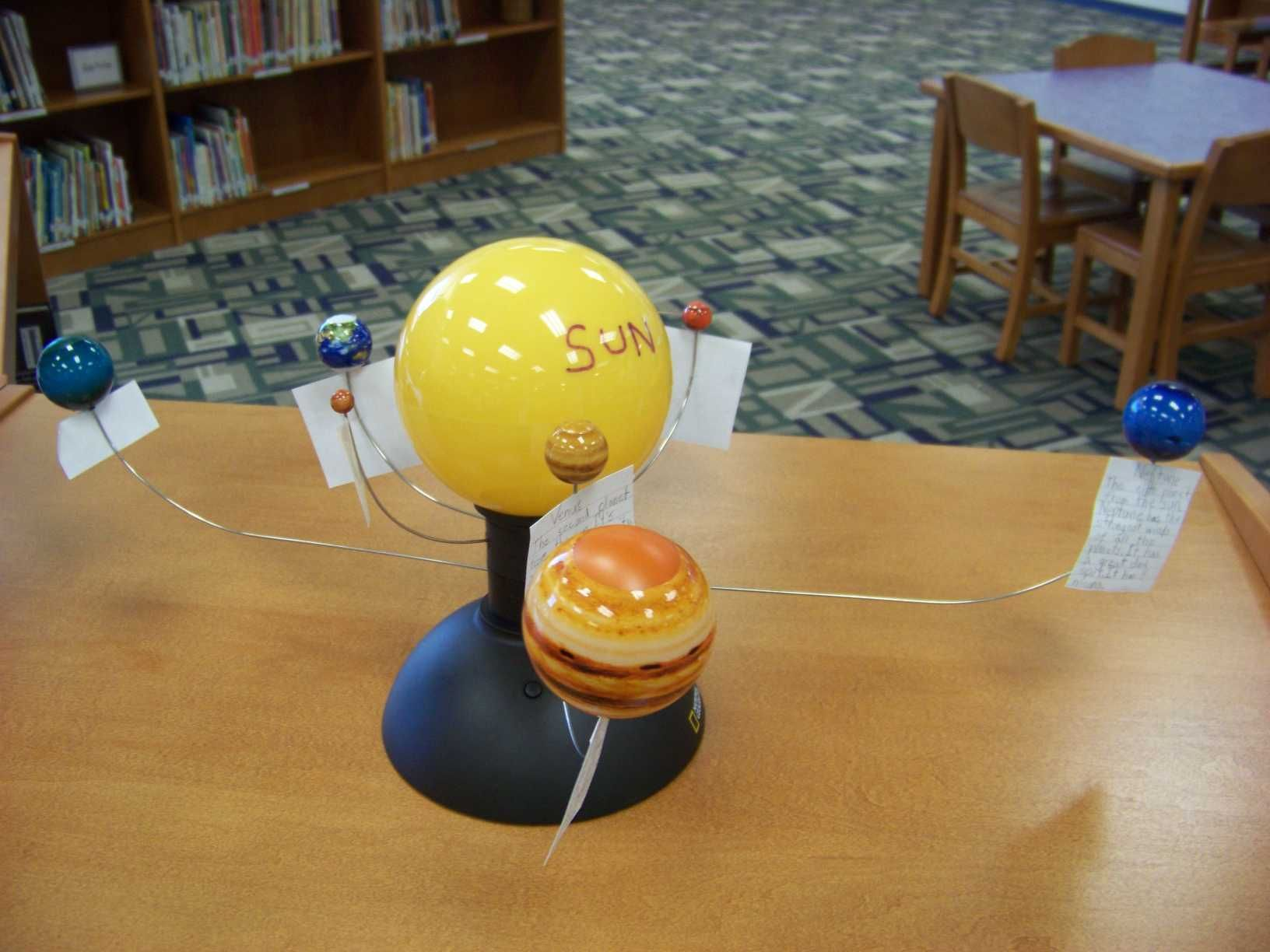 3rd Grade Solar System Projects With Images