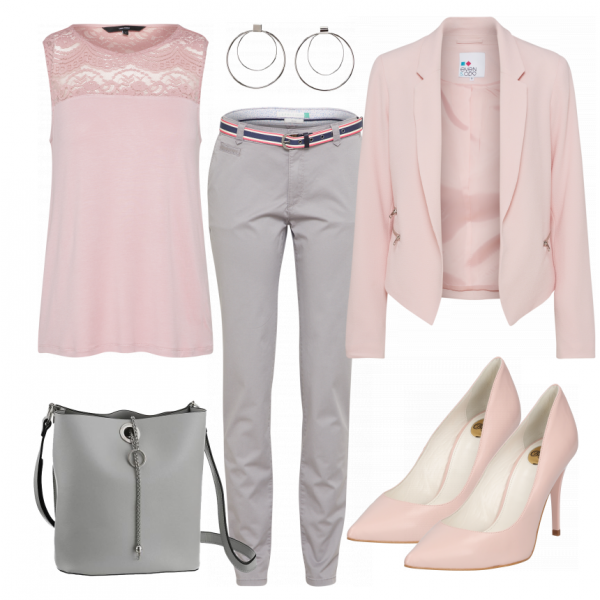WokringGirl Outfit  – Business Outfits  bei FrauenOutfits.de – Business outfits