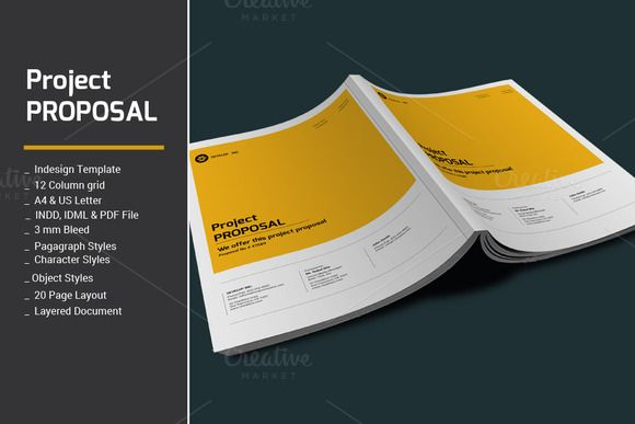 Project Proposal by alimran24 on @creativemarket