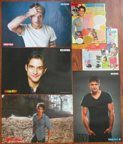 Photo of Tyler Posey Pup Teen Magazine Lot Clippings Posters | eBay –  Tyler Posey – Te…