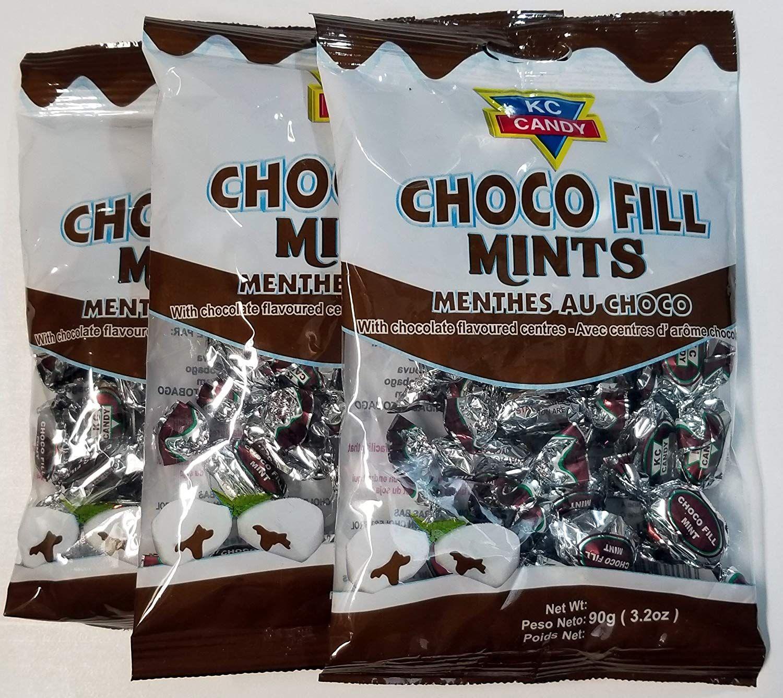 Kc Choco Fill Mints Mint Chocolate Chips Choco Chocolate Chocolate Filling