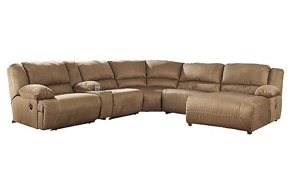 The Hogan 6 Piece Sectional From Ashley