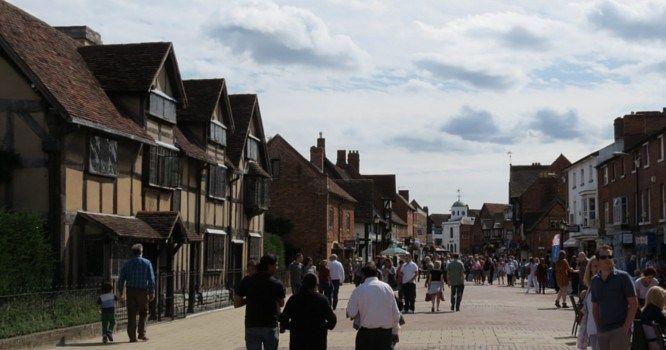 Visita a Stratford-upon-Avon, la ciudad natal de Shakespeare