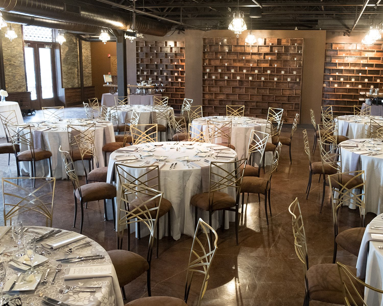 Rustic Wedding Reception Venue