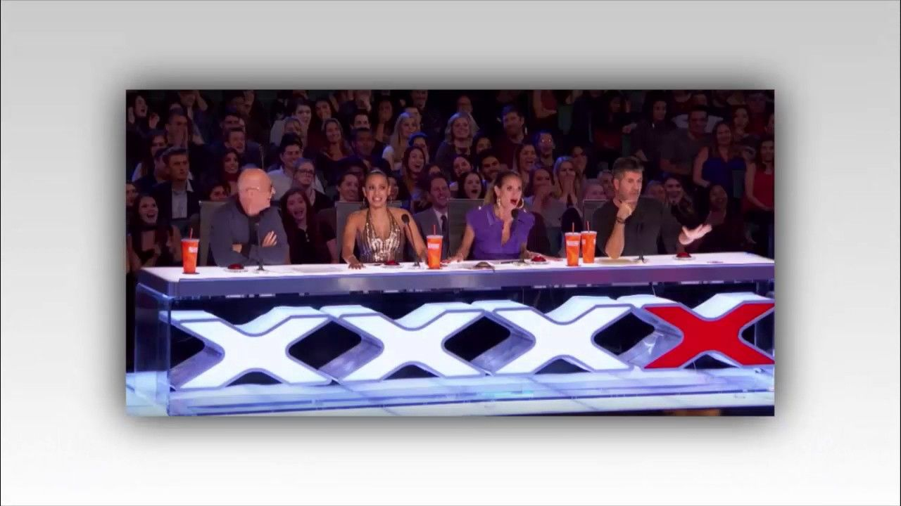 Could This Be the Most Awkward Americas Got Talent