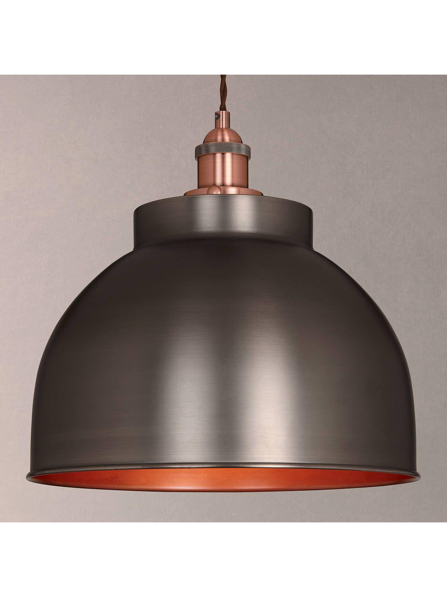 John Lewis Partners Baldwin Large Pendant Ceiling Light