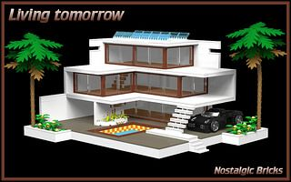 Choose your lego home (3 choices) and say why...   Flickr - Photo Sharing!