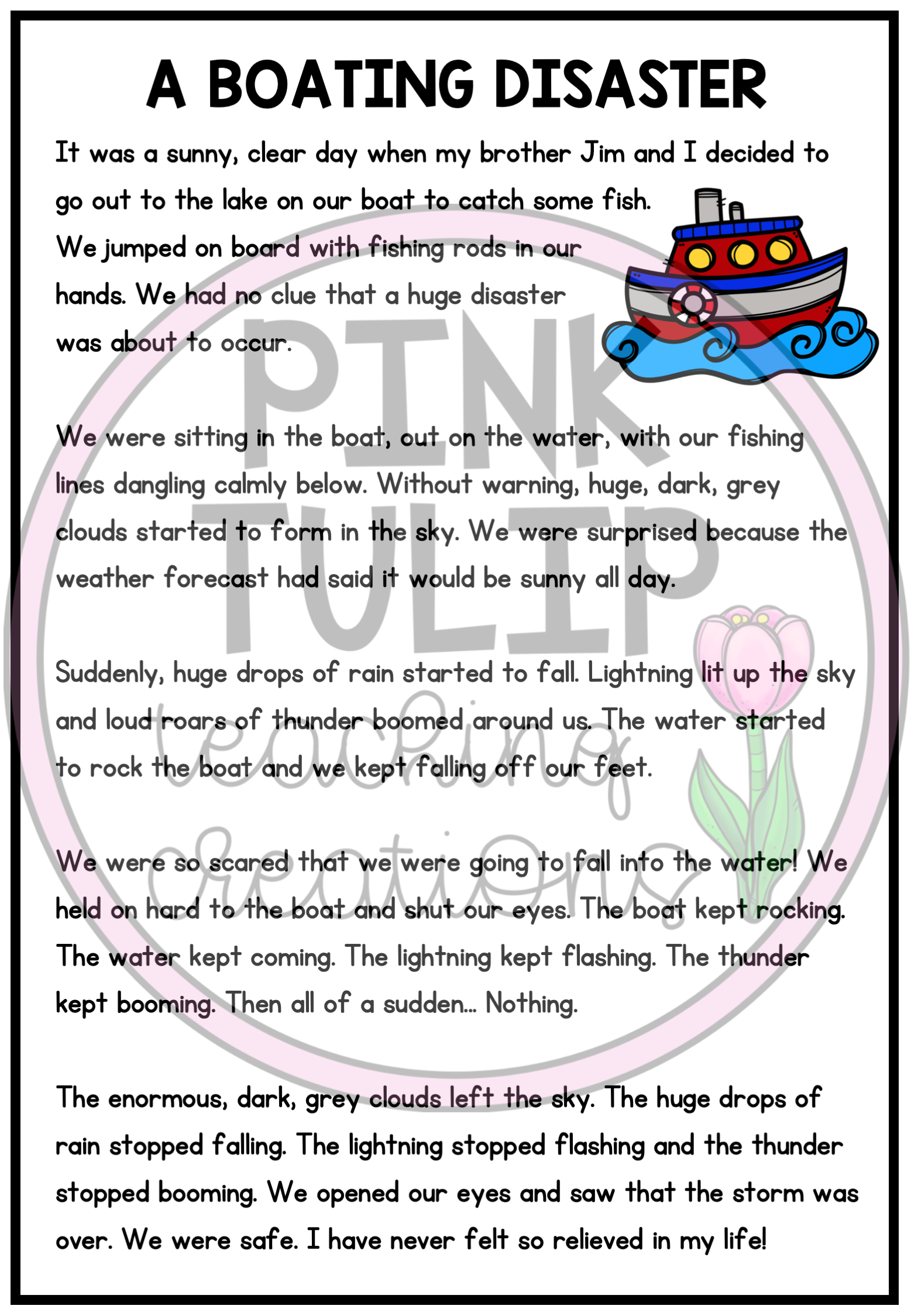 Recount Text Examples 10 Reading Samples Reading Comprehension Resources Text Features Guided Reading [ 2249 x 1557 Pixel ]