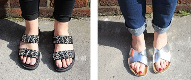 Tried and Tested : The 10 best pool slide sandals -Cosmopolitan.co.uk