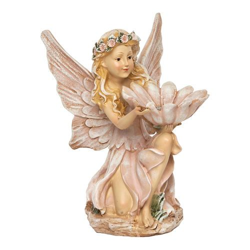 Gordmans Review And 150 Gift Card Giveaway Gordmans: Help Mom Set Up Her Garden With This Darling Fairy Holding