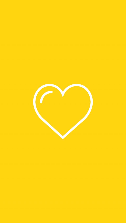 Yellow Instagram Highlight Icons SPEAKOFTHEANGEL