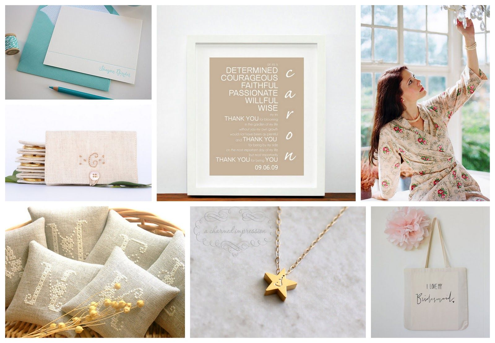 Do or Don't? Gifts For Your Bridesmaids