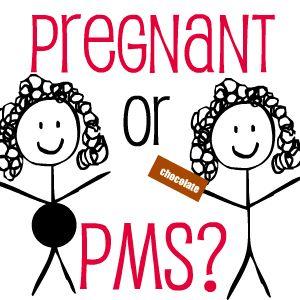 Similar Symptoms of PMS and Pregnancy | Fertility/Pregnancy Health