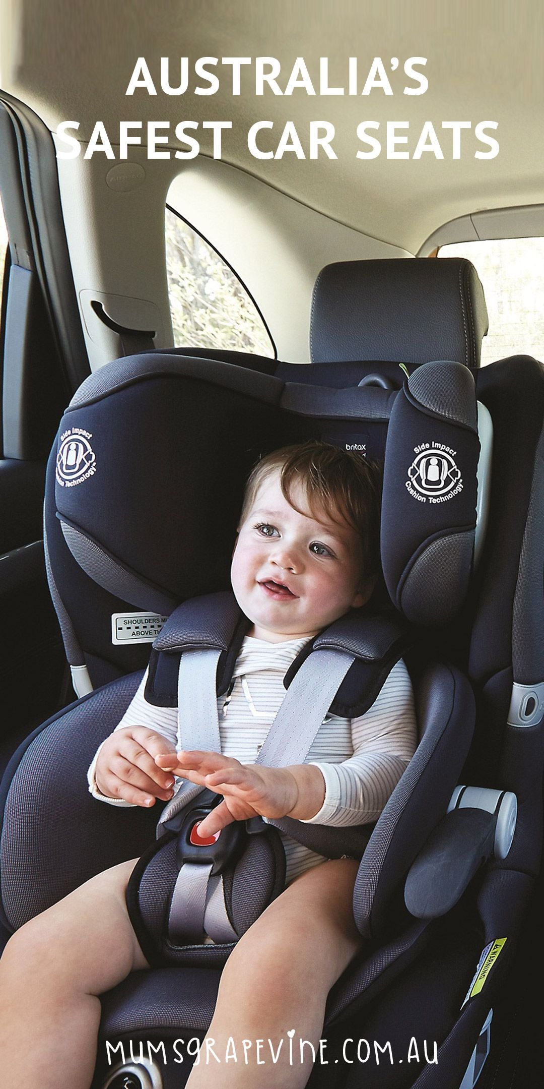 Baby Capsule Convertible Car Seat Motoring Organisation Reveals Australia S Safest Car Seats