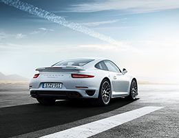 The 911 Turbo is our benchmark – for everything that we build.—So that we can reach the pinnacle of what is possible. Once more.