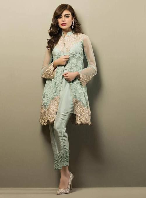 18e3ea6737a0 ... Shopping in Pakistan. Zainab Chottani Chiffon Suit