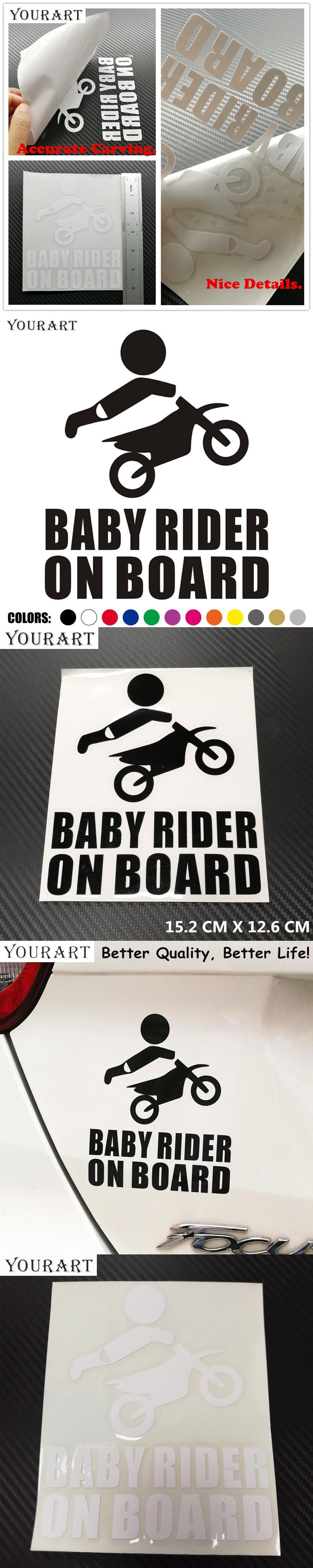 Yourart Funny Car Stickers And Decals Baby On Board Sticker Windshield Baby In Car Sticker Warning Car Stylin Car Stickers Funny Car Humor Exterior Accessories [ 4250 x 850 Pixel ]